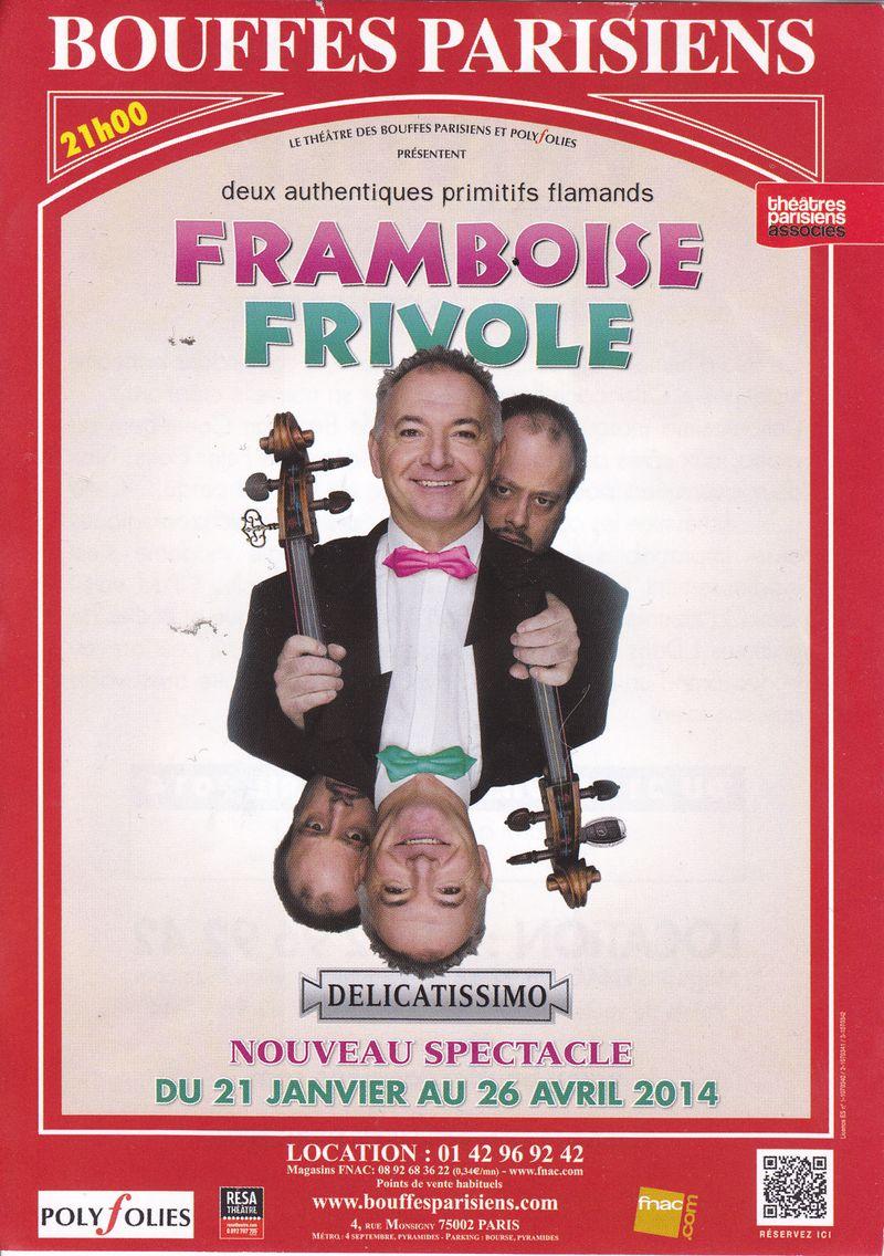 Framboise Frivole